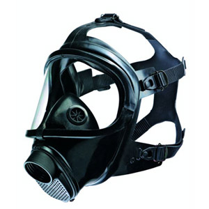 DRAEGER FULL MASK PANORAMA CDR 4500